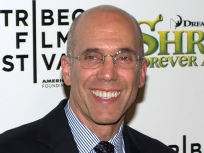 Haute 100 Los Angeles Update: Jeffrey Katzenberg as 2012 CinemaCon's Pioneer Of The Year