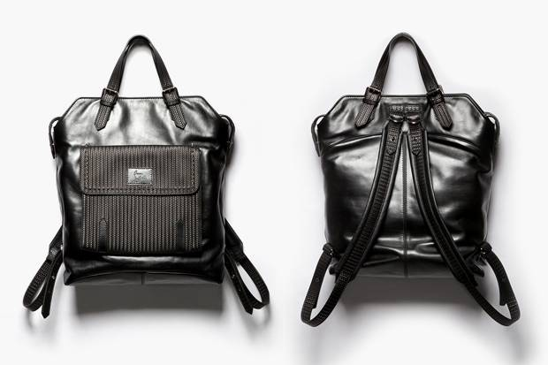 Christian Louboutin Releases Limited Edition 3Way Bag, Expanding His Men's Line
