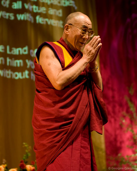Dalai Lama To Speak At Royal Albert Hall In London