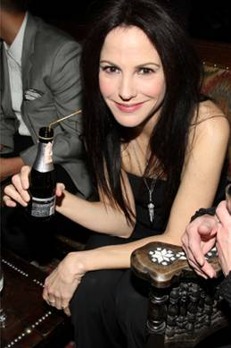 Haute Event: ContentMode Honors Mary-Louise Parker