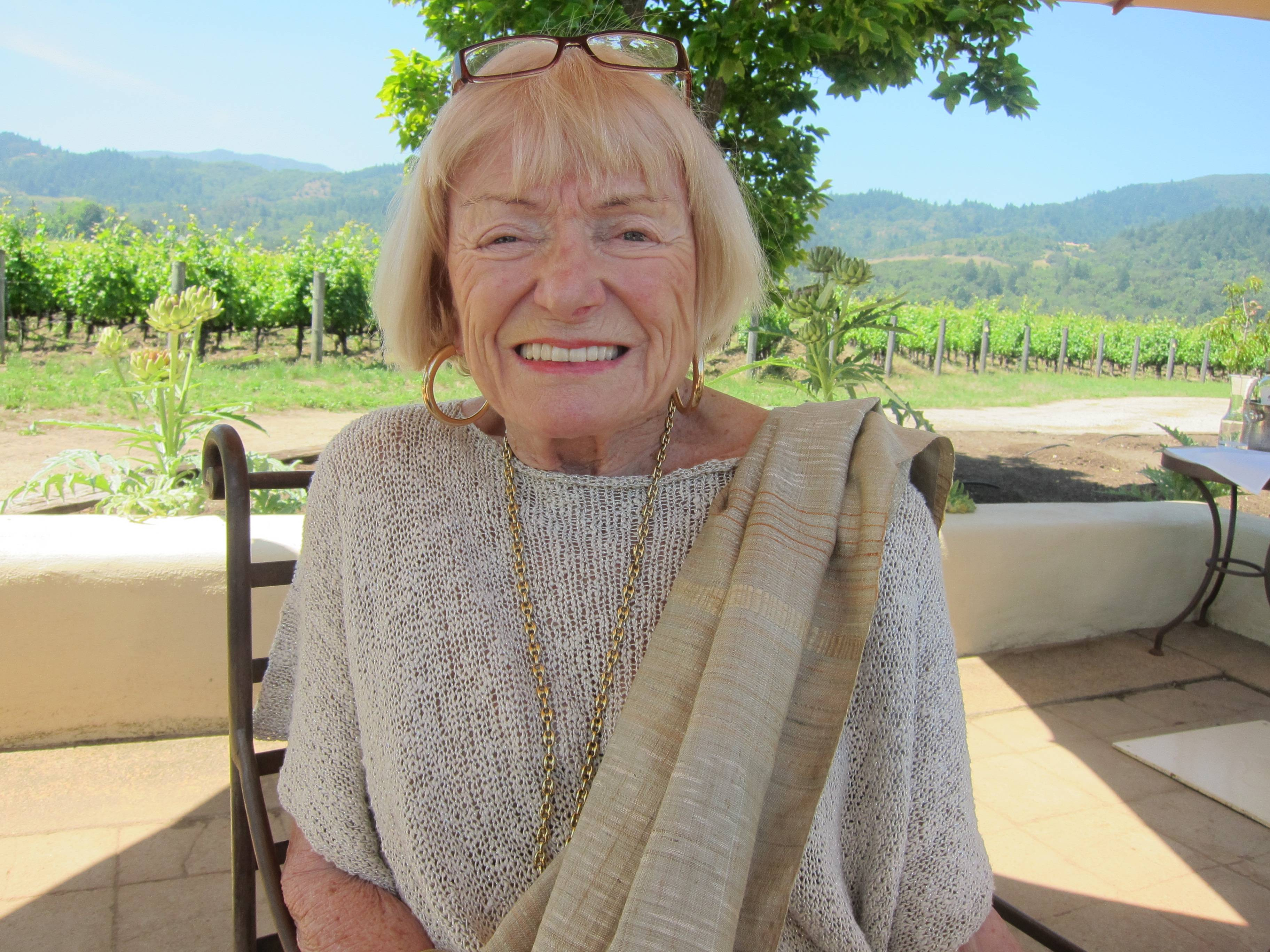 Haute 100 San Francisco Update: Margrit Mondavi's Annual Robert Mondavi Winery Summer Concert Series is Back