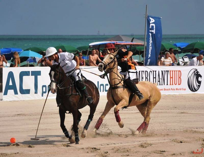 Maserati Miami Beach Polo World Cup VIII Commenced With the South Beach Women's Polo Cup