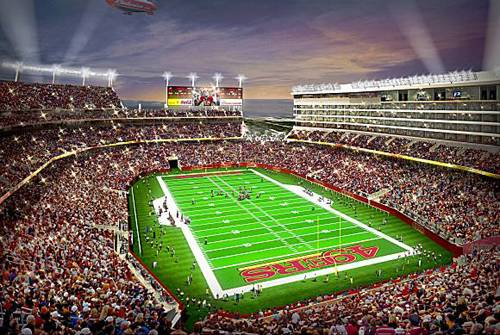 San Francisco 49ers To Break Ground On New Santa Clara Stadium April 19