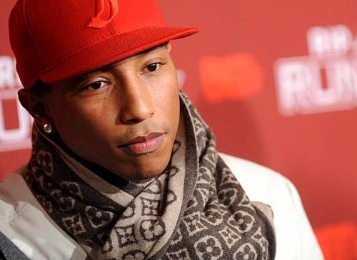 Haute 100 Miami Update: Pharrell Williams the Author Releases New Book