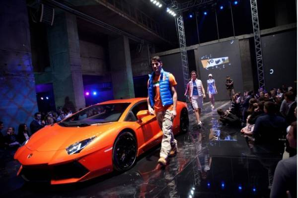 First Lamborghini Dealership in Russia