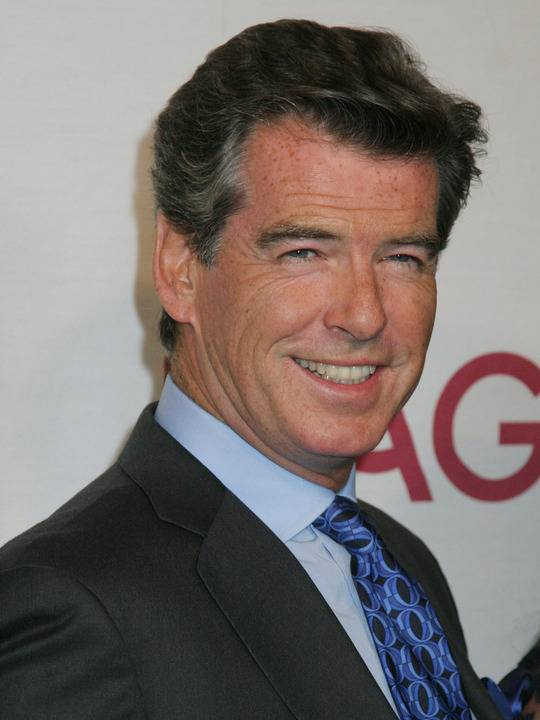 Pierce Brosnan to Attend Library Grand Opening and Earth Day Festival in Malibu
