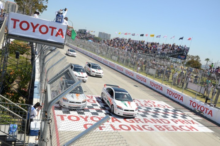 The Fast and The Furious: The Toyota Pro/Celebrity Race