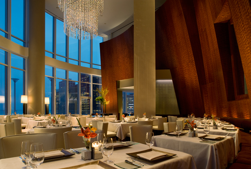 Dining is a Dream at Trump Chicago