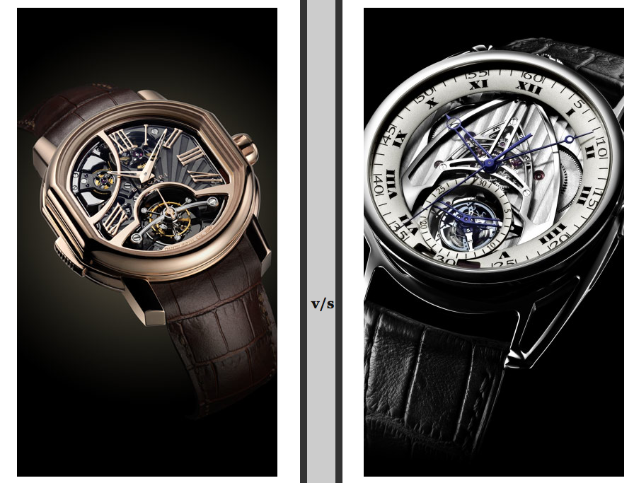 The Results Are In: Check Out Which Watches Came Out On Top In Round 1 Of Haute Timepiece Madness