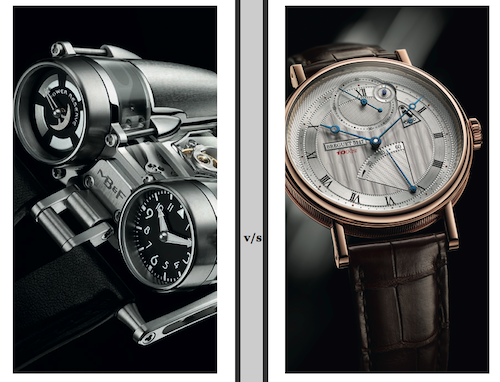 Haute Timepiece Madness Round 2: Check Out The New Match-Ups