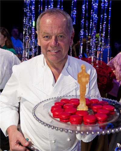 Haute 100 Los Angeles Update: Wolfgang Puck Goes Digital with new iPhone-iPad App