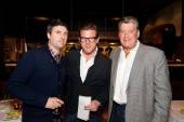 Paul Yeomans, Tyler Florence and guest