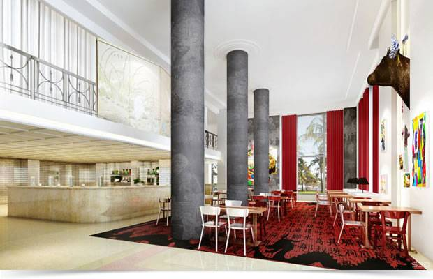 Revealed: Philippe Starck's Highly Anticipated Design for SLS Hotel South Beach