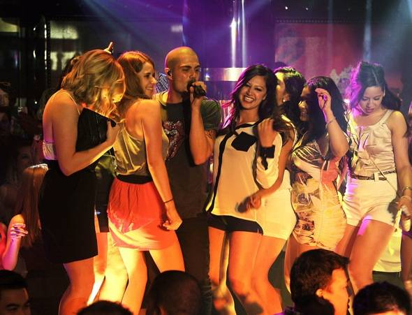 Haute Event: Boy Band The Wanted Gets the Girls Screaming at 1 OAK