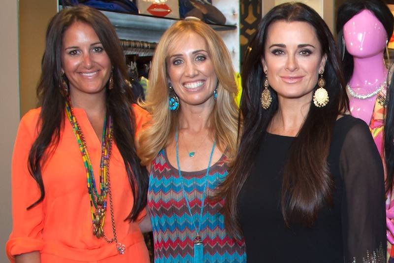 Kyle Richards To Opens Beverly Hills Boutique