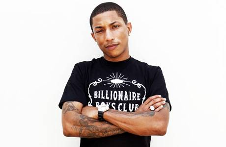 Haute 100 Miami Update: Pharrell Williams to Launch Social Media Site