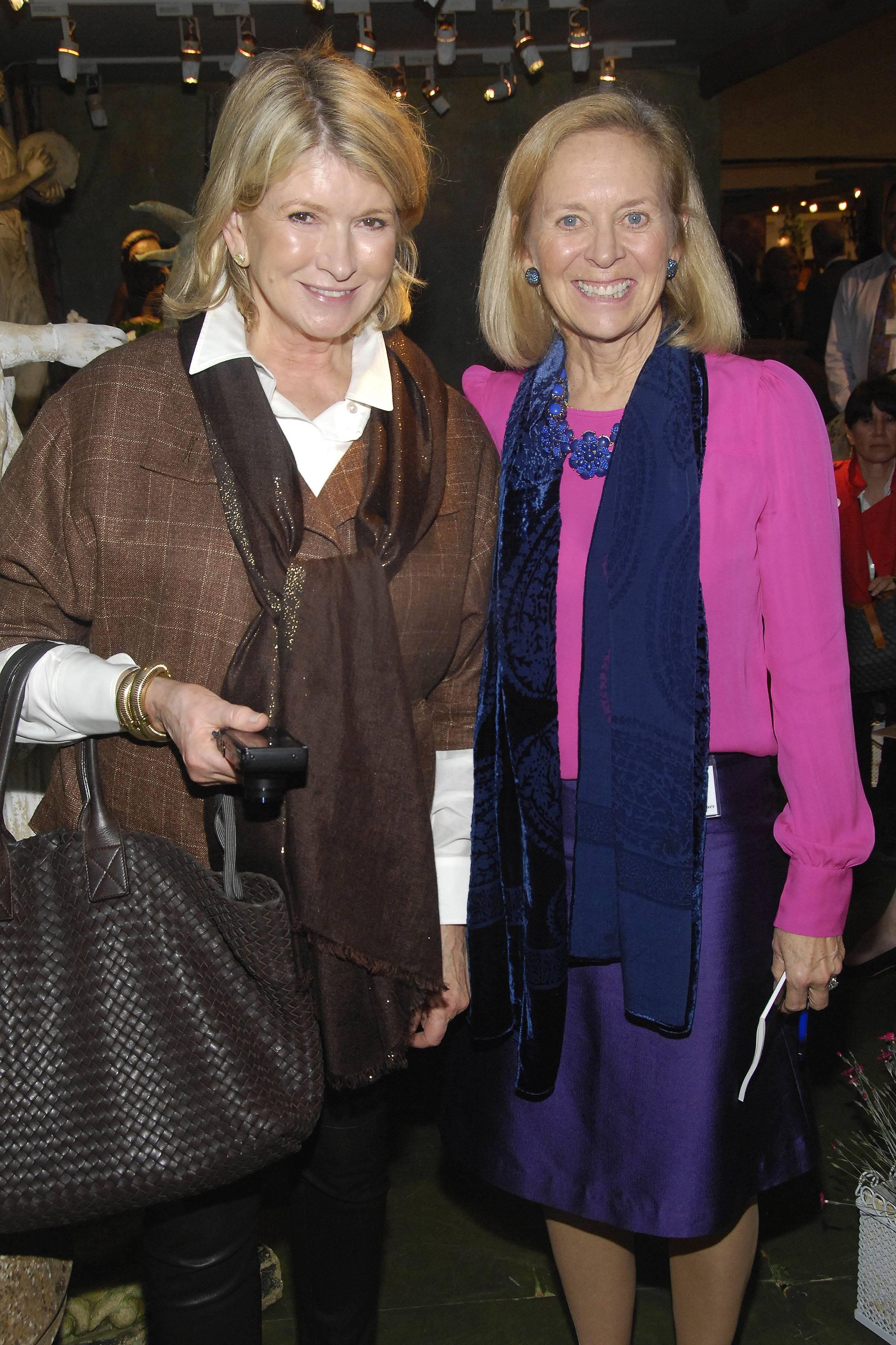 Martha Stewart, Barbara Israel