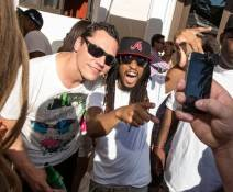 Tiesto and Lil Jon