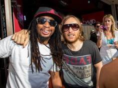 Lil Jon and David Guetta