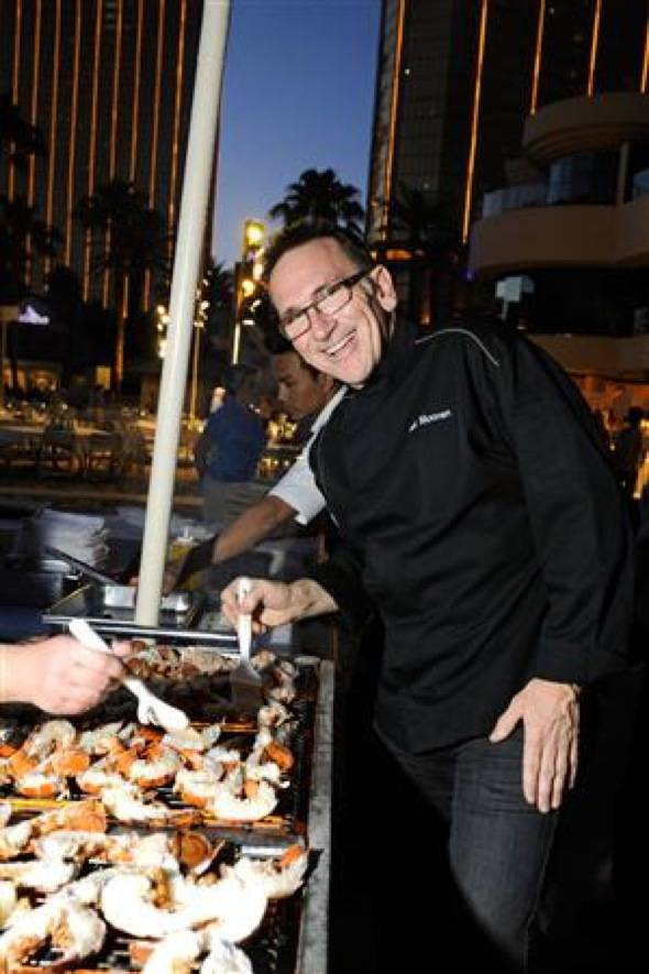 Haute Event: Day Three at Vegas Uncork'd Brings a Clam Bake and More