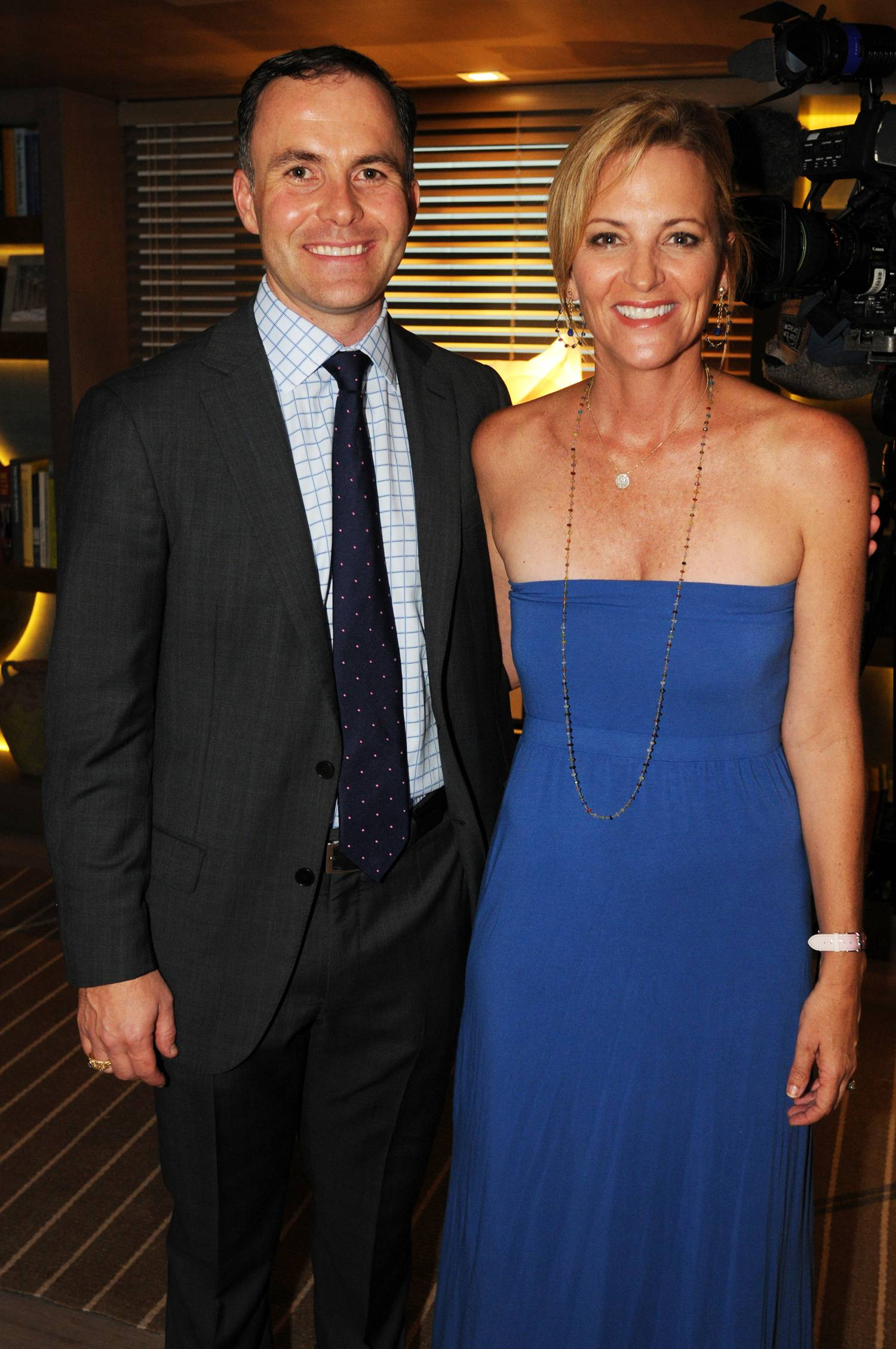 Anthony Burns & Lisa Petrillo