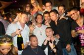 Apolo Anton Ohno at Marquee Nightclub.