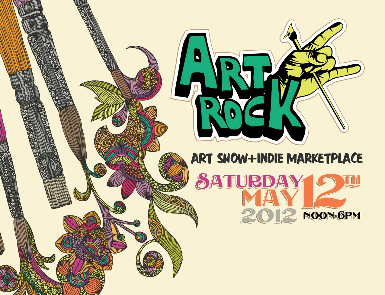 Art Rock Rocks the West Palm Beach Armory