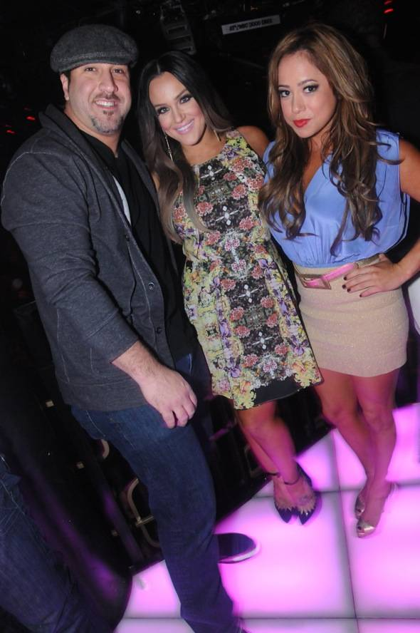 Haute Event: DWTS: Live Stars Show Up at The Bank; Brittany Snow Celebrates Her Birthday at 1 OAK