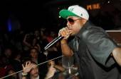 Big Boi performs at Pure Nightclub.
