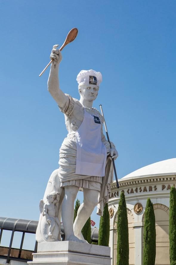 Caesar Vegas Uncork'd