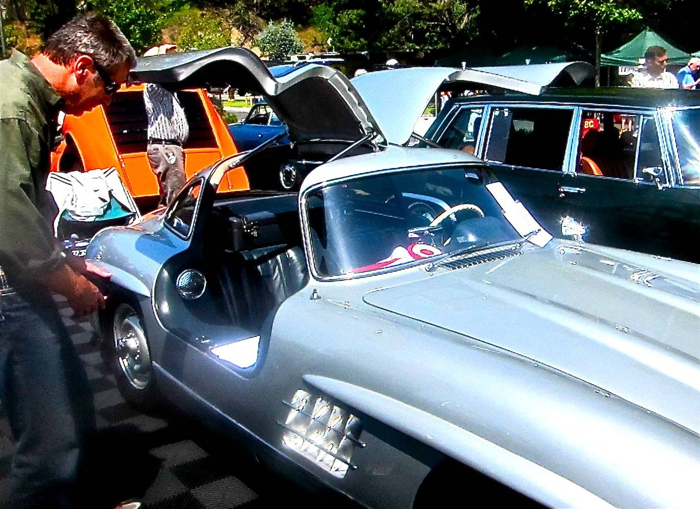 3rd Annual Greystone Mansion Concours d'Elegance in Beverly Hills