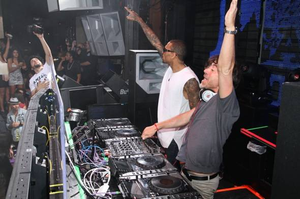 Chris Brown_Benny Benassi_Marquee