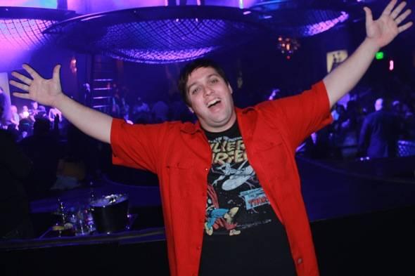 DJ Chris Cox at Gallery Nightclub