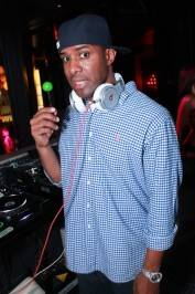 DJ Whoo Kid takes to the DJ booth at Chateau Nightclub & Gardens.