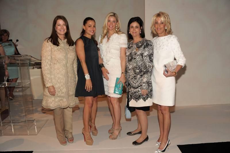 Ellen Crown, Jill Heller, Michelle Schwarzman, Elyse Newhouse, Michelle Sweetwood