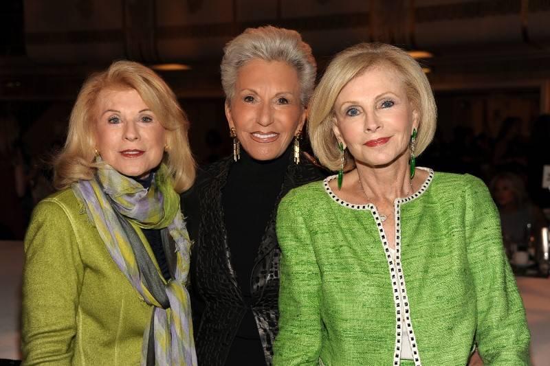 Midge Howard, Lorraine Aaron, Diane Miller