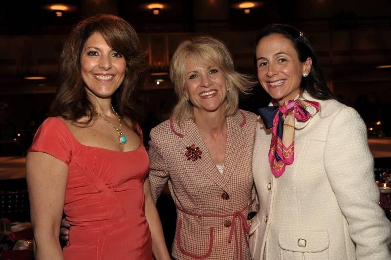 Louise Abruzzo, Vicki Ferrara, Keri O'Shea