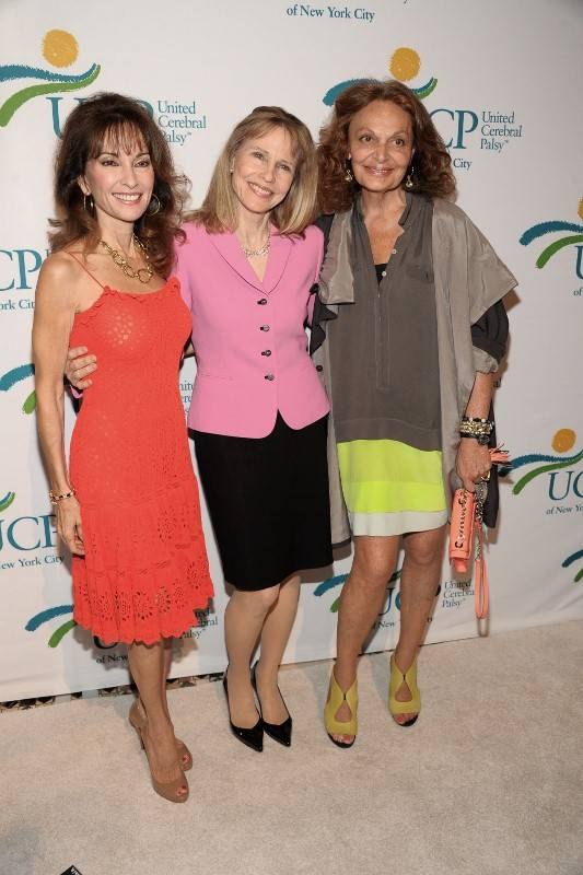 Haute Event: The 11th Annual Women Who Care Luncheon At Cipriani With Diane Von Furstenberg