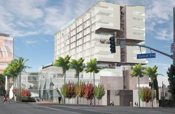 An Edition Hotel Coming to West Hollywood on Sunset Blvd