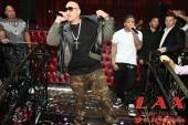 Fat Joe performs at LAX Nightclub.