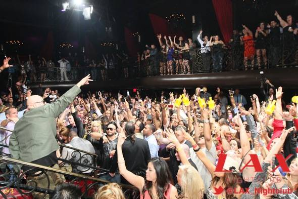 Fat Joe_Crowd_LAX Nightclub