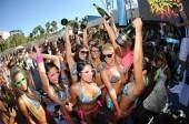 Girls at Wet Republic.