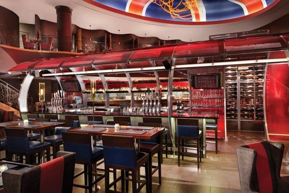Haute Event: Gordon Ramsay Steak Opens at Paris