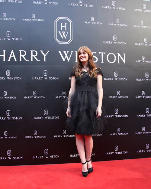 Harry Winston Celebrates The Opening Of New Shanghai Salon