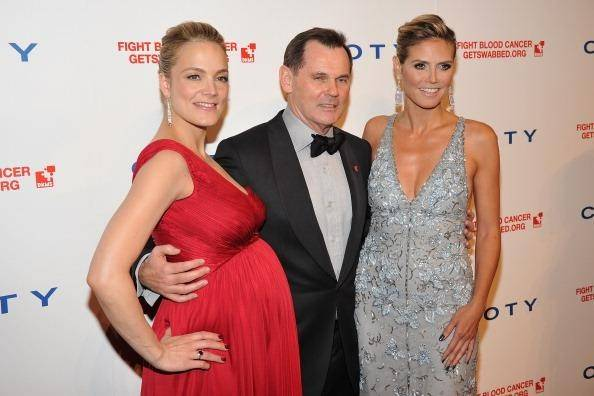 Heidi Klum and Alejandro Santo Domingo Honored at DKMS Gala