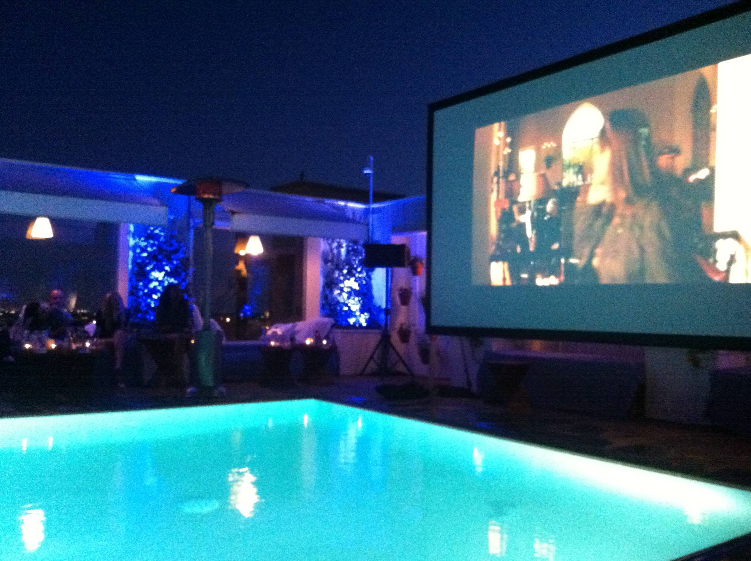 Screening of Sunset Strip The Movie at Skybar