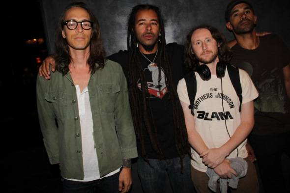 Incubus Hanging Out Photo Credit Hew Burney 5.26