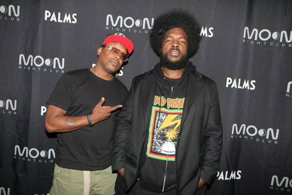 Jazzy Jeff and Questlove at Moon Nightclub 5.27.12