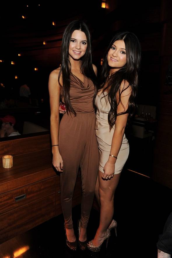 Haute Event: Kendall and Kylie Jenner Dine at Stack ...