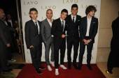 British pop stars The Wanted host a post-Billboard Music Awards party at Lavo.